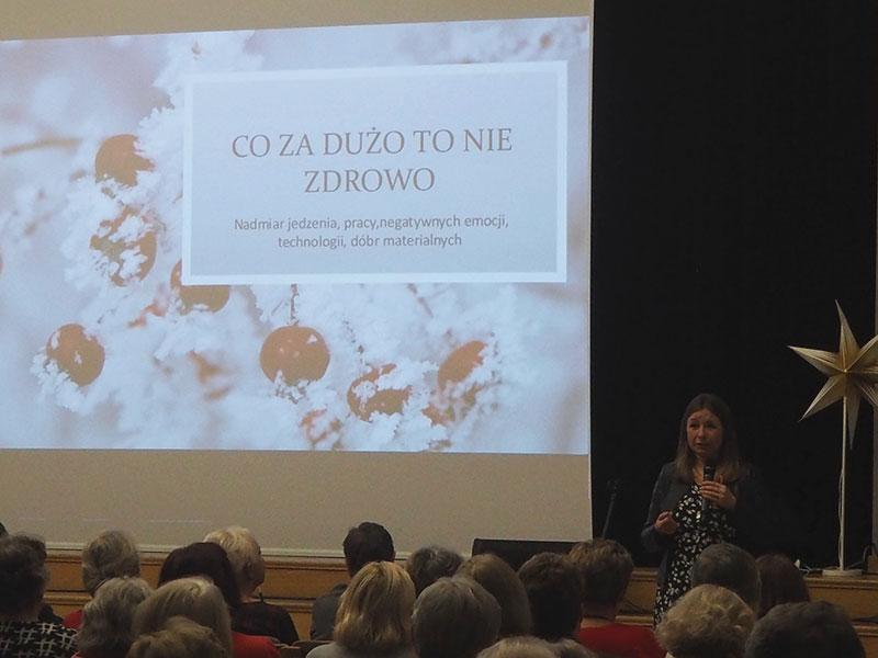 Szkolenie - Katarzyna Dobrowolska