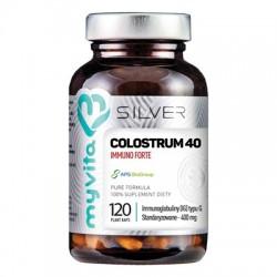 SILVER Colostrum 40 Immuno...